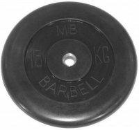 Олимпийские диски Barbell 15 кг 31мм
