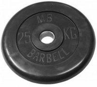 Олимпийские диски Barbell 25 кг 51мм