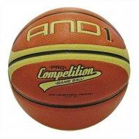 Баскетбольный мяч AND1 AND1Competition Micro Fibre composite 6