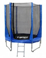 Батут Optifit JUMP 8ft 2,44 м
