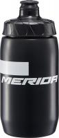 Фляга с крышкой Merida 500 мл. Black/White