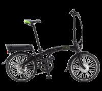 Электровелосипед  Dahon Ikon D8 (2017)