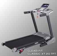 Беговая дорожка Clear Fit Clear Fit Classic XT.20 TFT