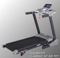 Беговая дорожка Clear Fit Clear Fit Classic XT.22 TFT