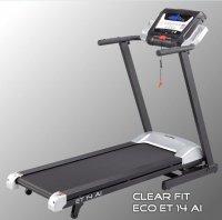 Беговая дорожка Clear Fit Clear Fit Eco ET 14 AI
