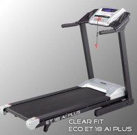Беговая дорожка Clear Fit Eco ET 18 AI Plus