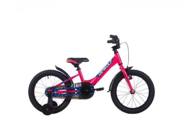 Велосипед DEWOLF J160 GIRL (2018)