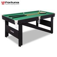 Бильярдный стол Fortuna Billiard Equipment HOBBY BF-630R