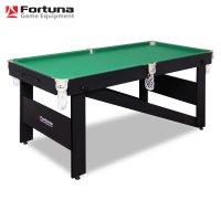 Бильярдный стол Fortuna Billiard Equipment HOBBY BF-530R