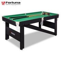 Бильярдный стол Fortuna Billiard Equipment HOBBY BF-630P