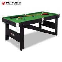 Бильярдный стол Fortuna Billiard Equipment HOBBY BF-530S