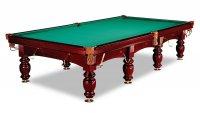 Бильярдный стол Fortuna Billiard Equipment ГЕРЦОГ РУССКАЯ ПИРАМИДА 12ФТ