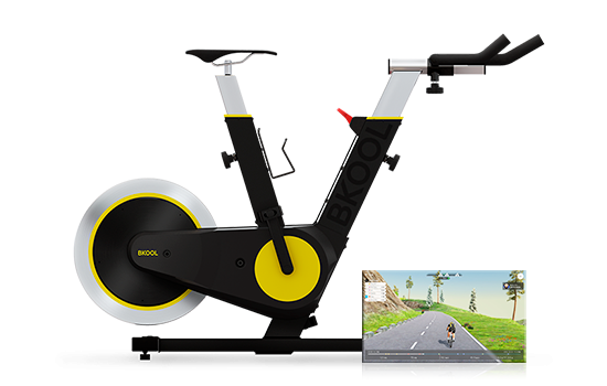 Велотренажер BKOOL Smart Bike