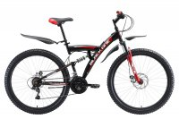 Велосипед Black One Flash FS 27.5 D (2019)