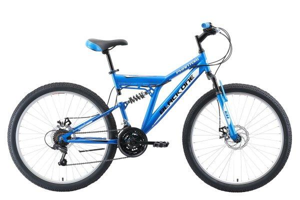 Велосипед Black One Phantom FS 26 D (2019)