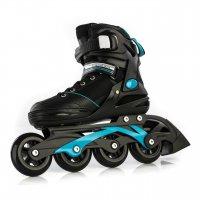 Роликовые коньки женские Blackwheels Slalom female