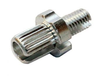 Болт-натяжитель троса TBS для тормозной ручки, M10X16L, светлая гайка-светлый болт