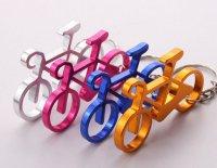 Брелок FanShine Велосипедист цвета в ассортименте