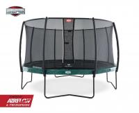 Батут BERG  Elite Green 330 + сетка Deluxe (37.31.07.00+35.72.21.02)