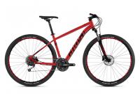 Велосипед Ghost Kato 4.9 AL red-black (2020)