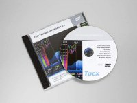 CD-Rom Tacx Fortius Trainer Software 3.0