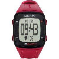Часы спортивные  Sigma SPORT iD.RUN HR: скорость и расстояние (на основе GPS), индикатор расстояния