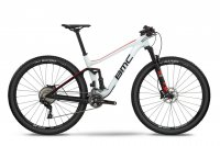 Велосипед BMC MTB Agonist 02 ONE white/black/red (2018)