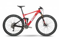 Велосипед BMC MTB Fourstroke 01 XT Di2 red/white/black (2018)