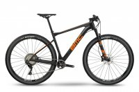 Велосипед BMC MTB Teamelite 02 ONE SLX/XT Carbon/Orange/Grey (2018)