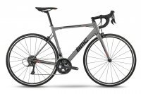 Велосипед BMC Teammachine ALR01 FOUR Grey/Black/Red (2018)