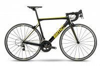 Велосипед BMC Teammachine SLR01 TWO Carbon/Yellow/Grey (2018)