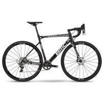 Велосипед BMC Crossmachine CX01 ONE Carbon/Grey/Grey (2018)
