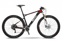 Велосипед BMC MTB  Teamelite TE01 29 XT Di2 2x11 Team Red (2015)