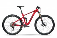 Велосипед BMC MTB Speedfox SF02 XT Super Red (2017)
