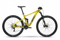 Велосипед BMC MTB Speedfox SF02 SLX/XT Yellow (2017)