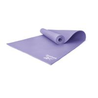 Тренировочный коврик (мат) для йоги Reebok фиолетовый 4 мм