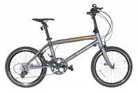 """Велосипед  Dahon Clinch D10, рама алюминиевая, колёса 22"""", 10 скоростей"""