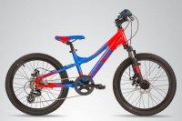 Велосипед SCOOL troX pro 20, 7 ск. (2016)