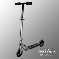 Самокат Clear Fit Megapolis SC 3000