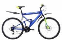 Велосипед Challenger Desperado Lux FS 26 D (2018)