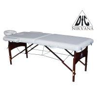 Массажный стол DFC NIRVANA Relax белый