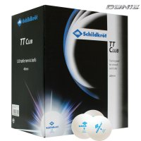 Мячики для настольного тенниса Donic 2T-CLUB, белый (120 шт)