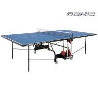 Всепогодный теннисный стол DFC Outdoor Roller 400 синий