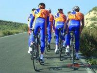 DVD Tacx программа тренировок с командой Rabobank - Испания
