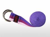 Ремешок для йоги 182 см Original Fit.Tools трехцветный