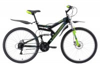 Велосипед Challenger Genesis FS 26 D (2018)