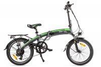 Велосипед  Eltreco LETO Черный