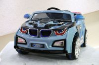 Электромобиль RiVeRToys BMW HL 518