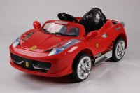 Электромобиль RiVeRToys Ferrari 8888