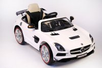 RiVeRToys Электромобиль RiverToys Mercedes-Benz SLS A333AA (ЛИЦЕНЗИОННАЯ МОДЕЛЬ)